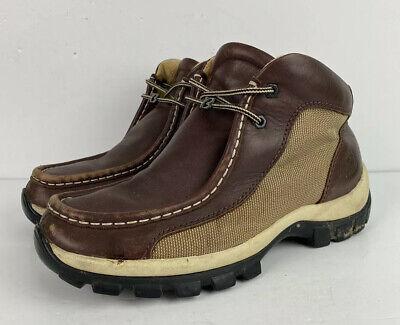 Men's B Boots Buffalino Brown Leather