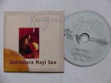 CD  single KHADJA NIN Sambolera mayi son 74321 241202
