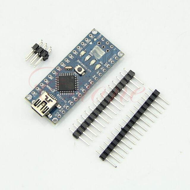 New Nano 3.0 Controller Board Compatible with Arduino Nano CH340 USB Driver
