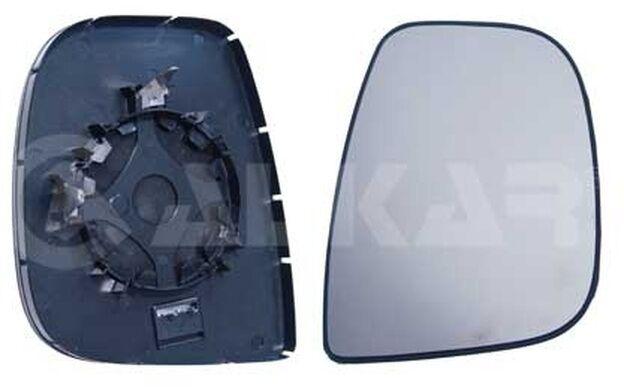 ALKAR Cristal de espejo retrovisor exterior para CITROEN PEUGEOT PARTNER 6432867