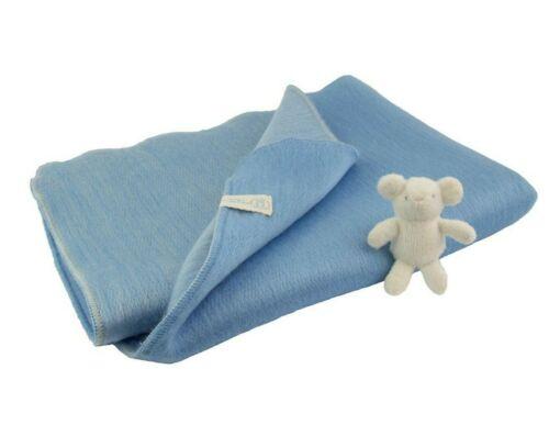 Alpaca Baby BlanketBlue SkySoft Baby BlanketBaby Shower Gift Boy
