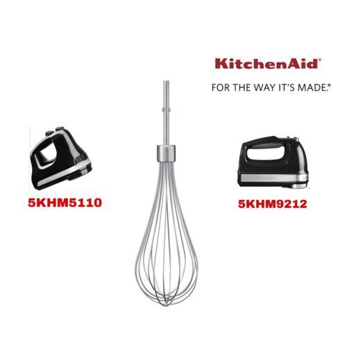 KitchenAid fouet whisk w10422501 pour Handmixer 5khm9212e//5khm5110 New
