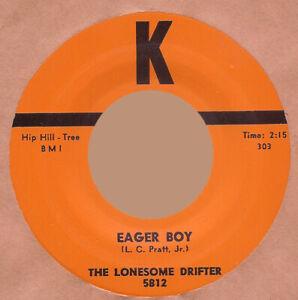 Rockabilly Repro The Lonesome Drifter Eager Boy Tear Drop Valley K The Best Ebay