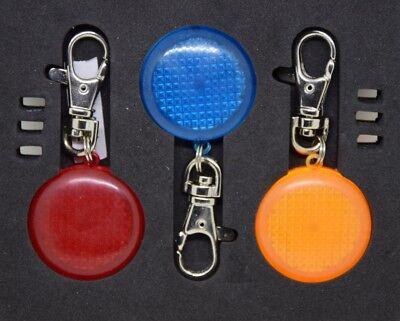 Autoschlüssel Pillendose Sicher Geheim Fach Versteck Schlüsselring 3-button Für