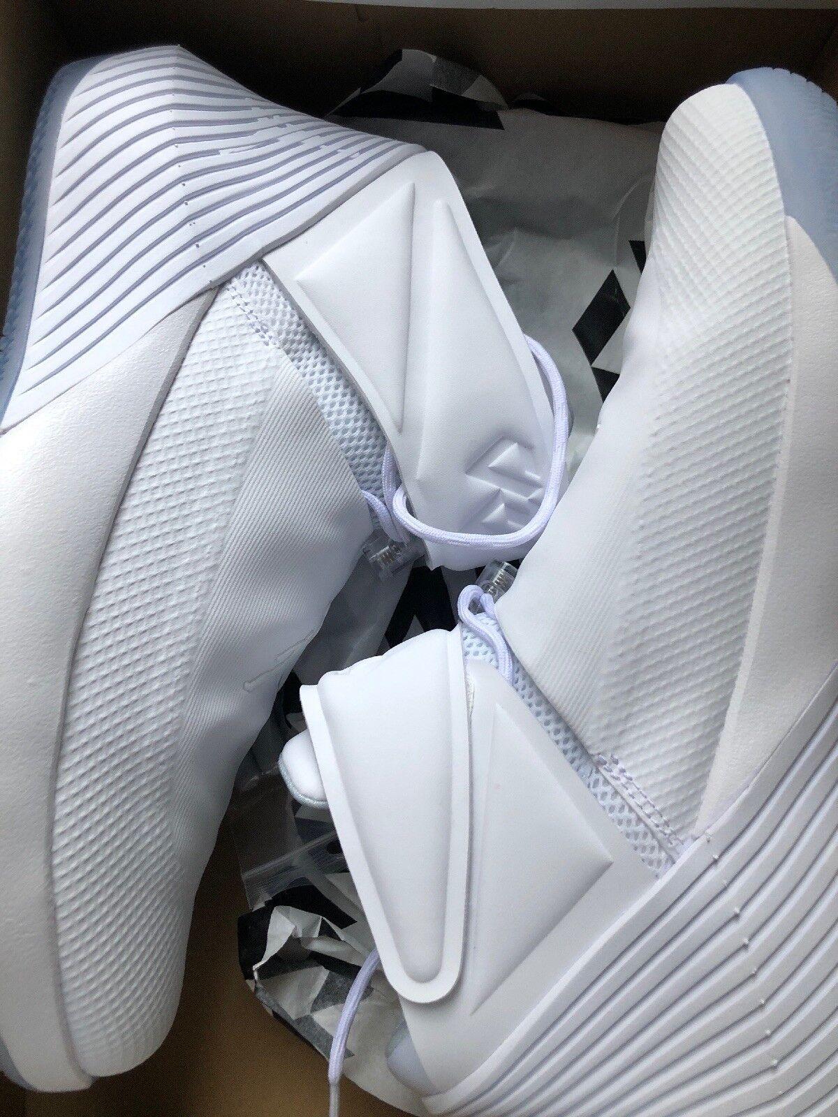 Nike air jordan, warum nicht gleich null. null. null. 1 weiße eis edding mens größe 10,5 (aa2510-100) bffd8f