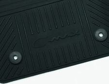 Ford Grand C-Max 04/15  Rear Rubber Floor Mats / Mat Black 3rd Row 1681367
