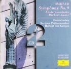 Mahler: Symphony No.9, Kindertotenlieder, Rckert-Lieder (CD, Oct-1996, 2 Discs, Deutsche Grammophon)