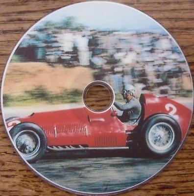 Vintage Racing Car images Grand Prix Formula 1 Le Mans Indy 500 Shelsey 1000+ CD