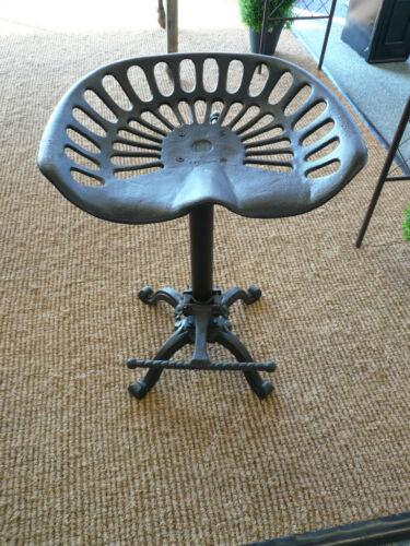 Industrial Chair Seat Tractor Seat Stool Breakfast Bar Stool industrial stool