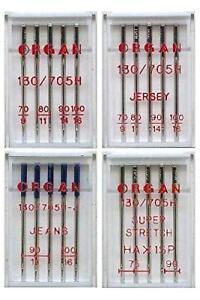 Set-aus-Organ-Naehmaschinennadeln-5-Standard-5-Jeans-5-Jersey-5-Super-Stretch
