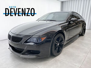2007 BMW 6 Series M6 V10 5.0L 500HP COUPE