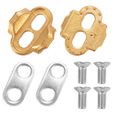 Bicycle MTB Premium Pedal Cleats for Crank Brothers Egg Beater Accessory Soft