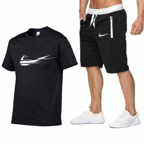 Men Hoodie Bottoms Full Tracksuit Set Joggers Pants Jogging Sweater Pullover Top