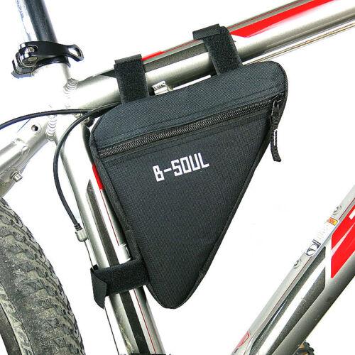 Fahrrad Radfahren Dreiecktasche Fahrradtasche Triangeltasche Tasche Rahmentasche