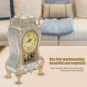 Vintage-Imperial-Sit-Pendulum-Clock-Table-Watch-Desk-Clock-With-12-Songs-New