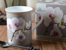 ORCHID HARMONY Fine Bone China MUG IN GIFT BOX By Creative Tops