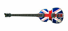 Paul McCartney's Hofner 500/1 Jubilee Violin Bass Greeting Card, DL size