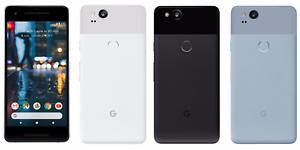 Google-Pixel-2-Factory-Unlocked-64GB-Smartphone-A-Grade-All-colors