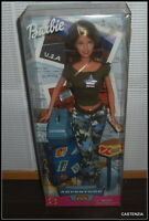 Barbie Mattel Barbie Doll 2002 Route 66 Adventure Kmart Special Edition