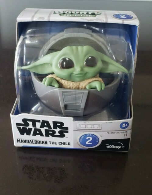 Star Wars Mandalorian Baby Yoda The Child Baby Bounty Complete Set of 6 NEW