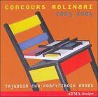 Concours Molinari, 2003/2004: Tajuddin, Cho, Porfyriadis, Rodes (CD, Mar-2006, ATMA Classique)
