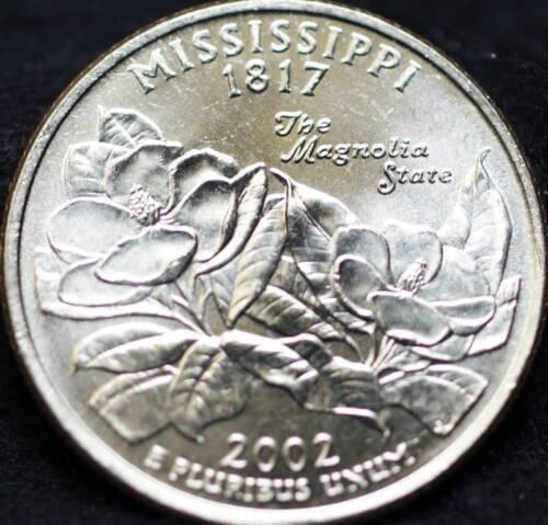 2002 D Mississippi State BU Washington Quarter