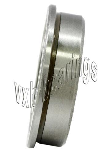 LF-740ZZ Flanged Shielded Bearing 4x7x2.5