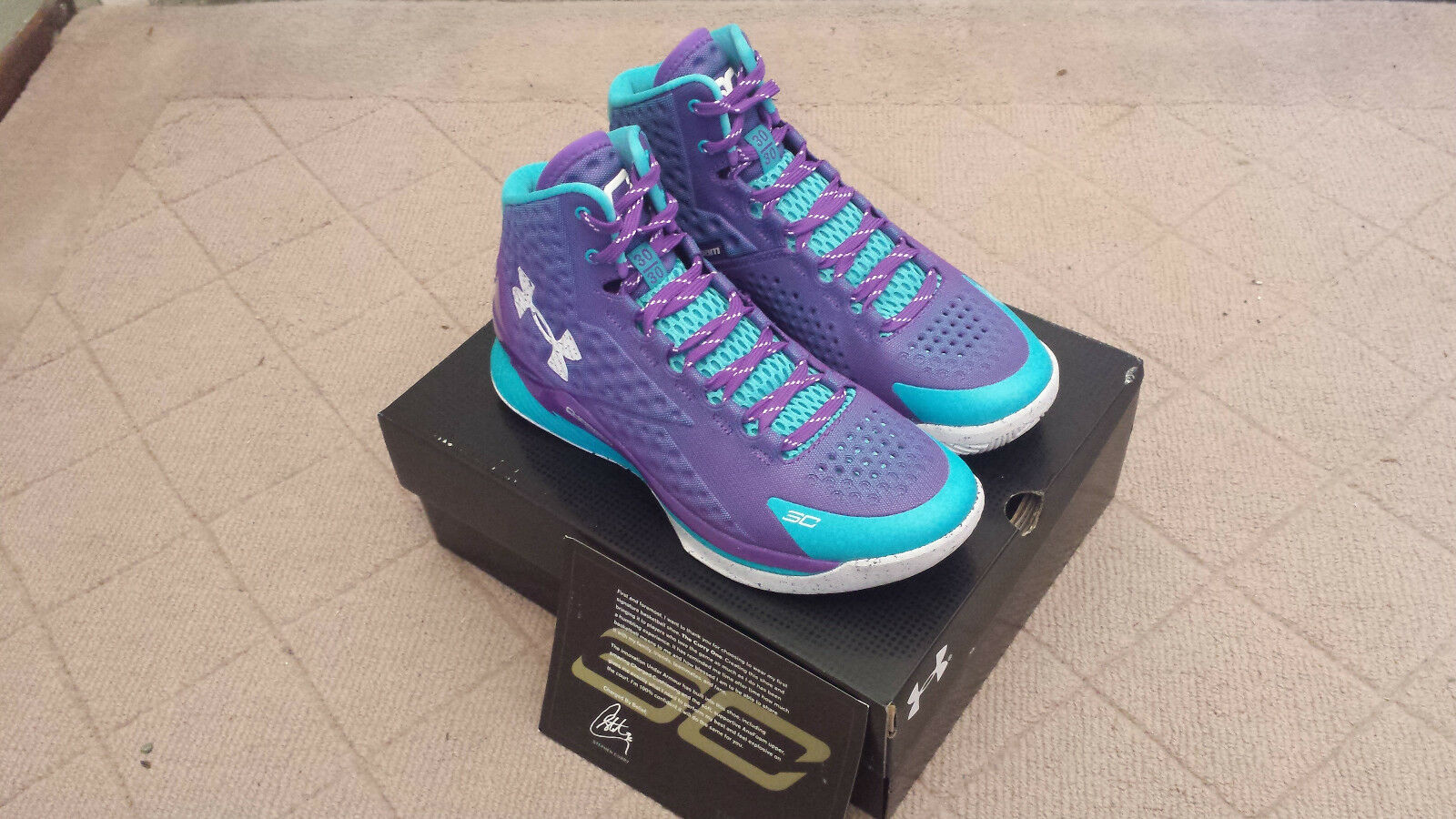 NEW! Steph Curry One Size US 12