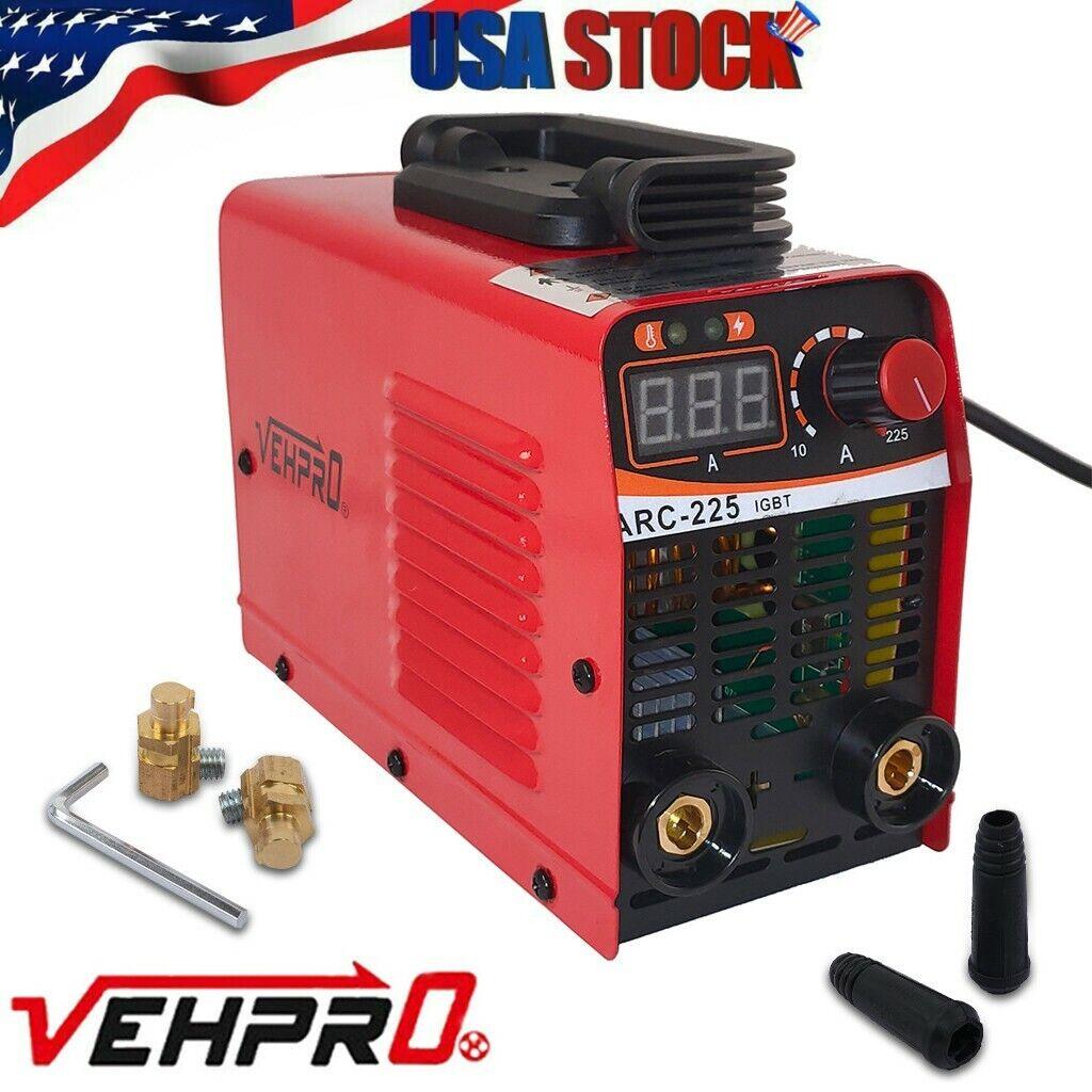 GSDD13001A num64ber ARC-225 220V Welder Gas Less Flux Core Wire Automatic Electric Welding Machine
