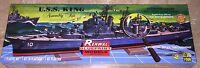 Revell Uss King Renwal 1/500 Ship Model Kit 603