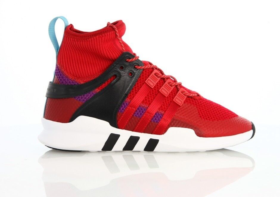 ADIDAS MEN'S ORIGINALS EQT SUPPORT ADV WINTER SHOES Scarlet BZ0640 b