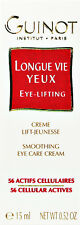 Guinot Longue Vie Yeux Eye Lifting Cream Creme 15ml(0.5oz) Fresh New