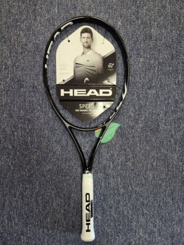 Stringing Details about  /Head Graphene 360 Speed MP BLACK Tennis Racquet Racket Free Strings