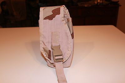 Military Surplus,Army,Molle,Sabre Radio Pocket,Desert, New