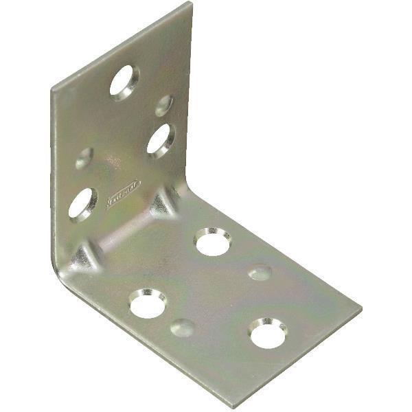 25 Pk Steel Zinc Plated 1 1/2