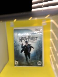 Harry Potter and the Deathly Hallows: Part 1 (Nintendo Wii, 2010) Fast Shipping!