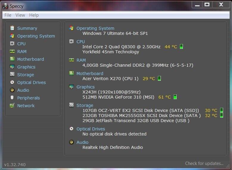 Acer, Veriton, 2,5 Ghz