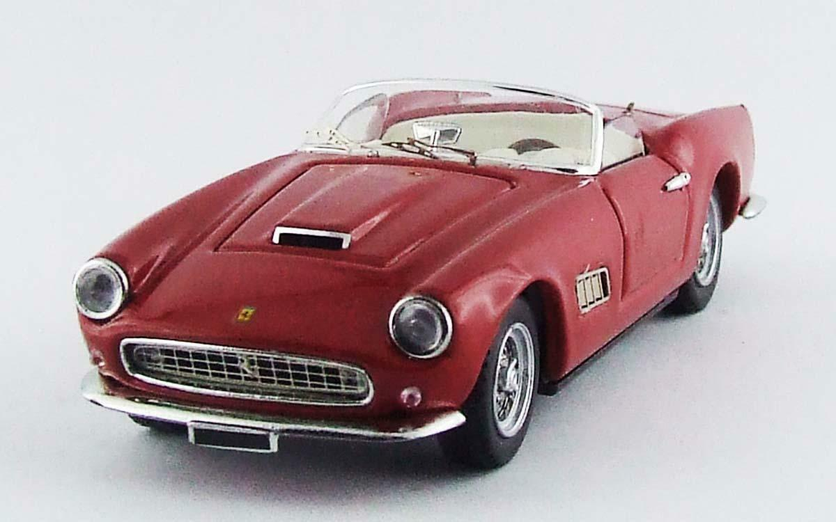 FERRARI 250 CALIFORNIA red SCURO 1 43 ART.325  art model