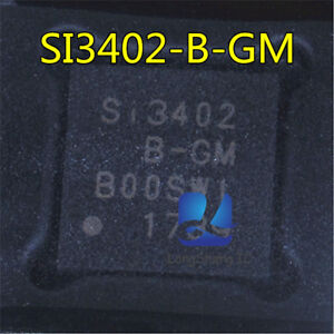 1X-SI3402B-GM-SI3402-B-GM-SI3402-QFN20-SILICON-Heat-exchange-voltage-controller