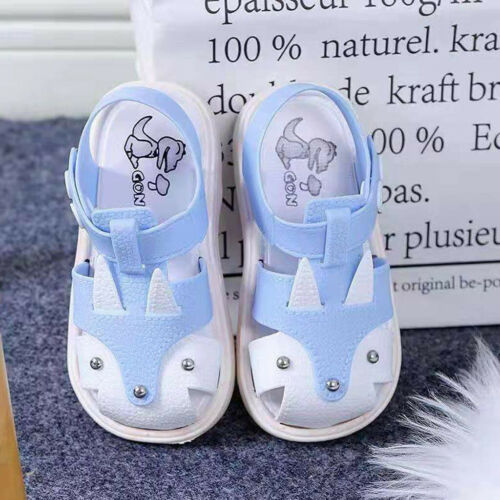 Children Kids Shoes Boys Girls Closed Toe Summer Beach Sandals Shoes Sneakers UK