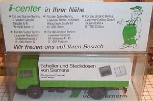 Siemens-interrupteurs-prises-publicitaires-modele-camion-wiking-1-87-a