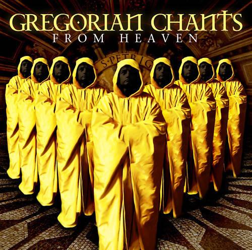 1 von 1 - CD Gregorian Chants From Heaven von Vocal Cosmos incl Agnus Dei