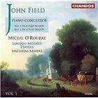 John Field - : Piano Concertos Nos. 1 & 2 (1995)