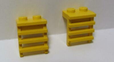 Plate 1 x 2 with Ladder YELLOW 4175 LEGO Parts~ 2