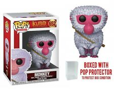 Funko Pop Movies 652 Kubo and The Two Strings Monkey Vinyl Figure