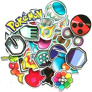 Pokemon-Gym-Badges-33pc-Sticker-Set