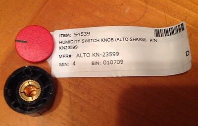 Alto Shaam NEW Genuine OEM parts KN-23599 Humidity Cntrl Combitouch Knobs