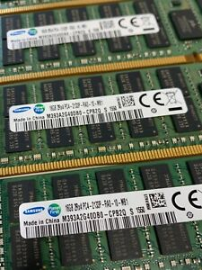 96GB-6x16GB-PC4-17000P-R-DDR4-ECC-Reg-Server-Memory-RDIMM-RAM-for-Dell-T640