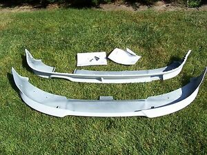 05 08 Audi A3 Genuine Oem Front Rear Spoiler Lip Splitter Body Kit 8p9071609 Ebay