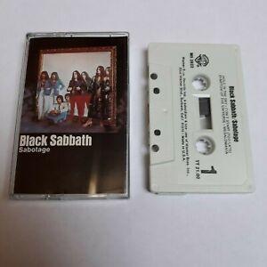 BLACK-SABBATH-SABOTAGE-CASSETTE-TAPE-WARNER-BROS-USA-1975